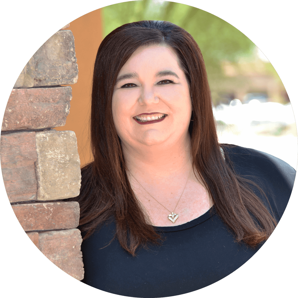 Shelley Rikli, production assistant for Mesa home mortgages