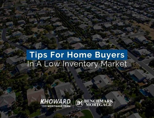 Tips For Home Buyers In A Low Inventory Market